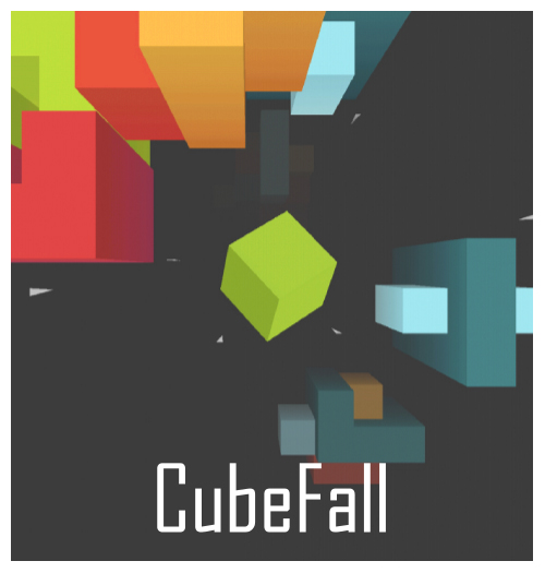 cube-fall