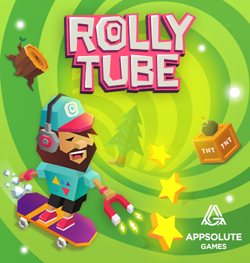 Rolly-Tube-Appsolute-Games